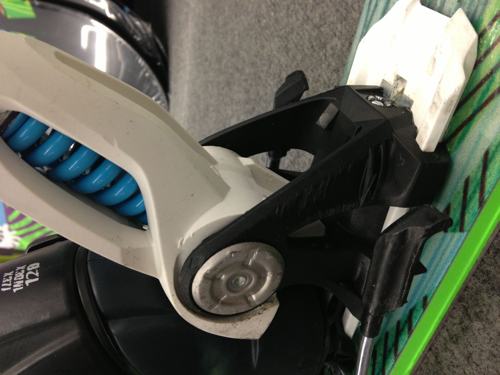 How To Adjust Your Marker Ski Bindings Ski bindings
