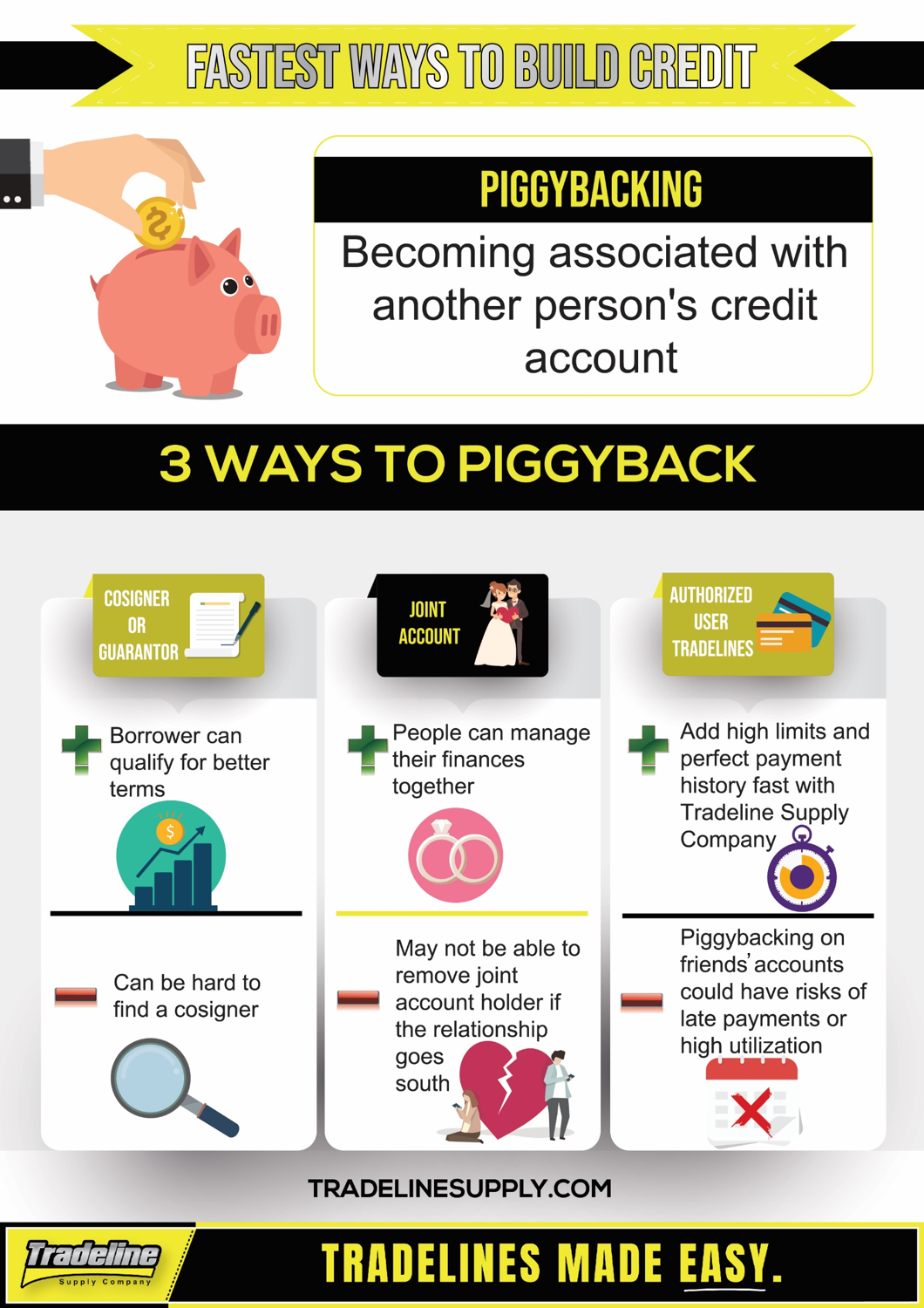 The Fastest Ways To Build Credit Infographic Ways To Build Credit Paying Off Credit Cards Credit Card Infographic