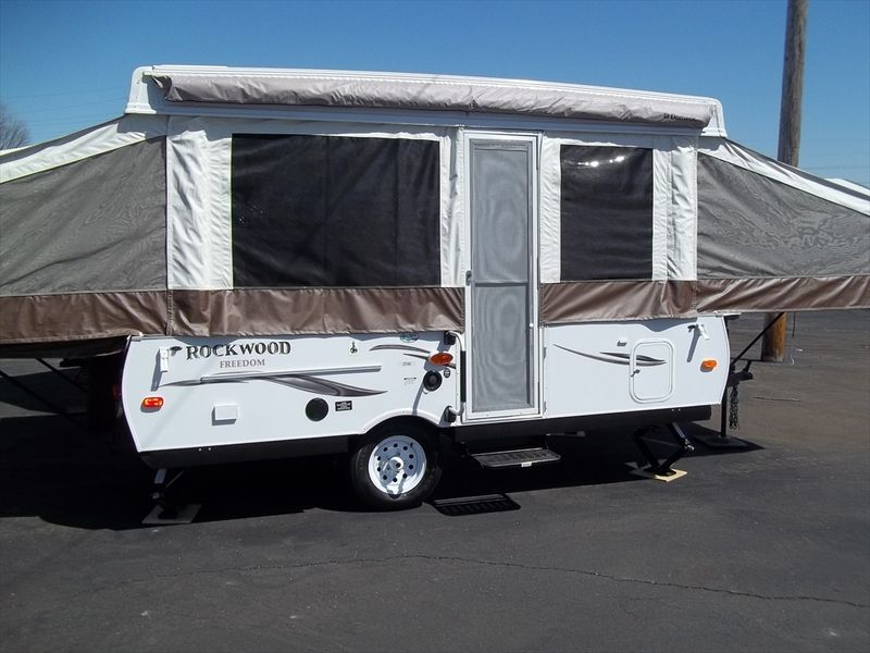 2013 Forest River Rockwood Freedom 2318g Folding Trailers Rv For Sale In Taylor Michigan Vicars Trailer Sales 87947 Forest River Rockwood Trailers For Sale