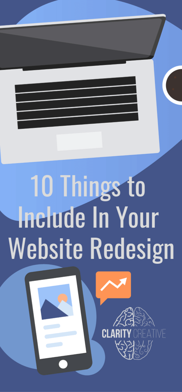 c12e501e8e2 A website redesign is about more than just aesthetics. Here are 10 things  you should include in your revamp.