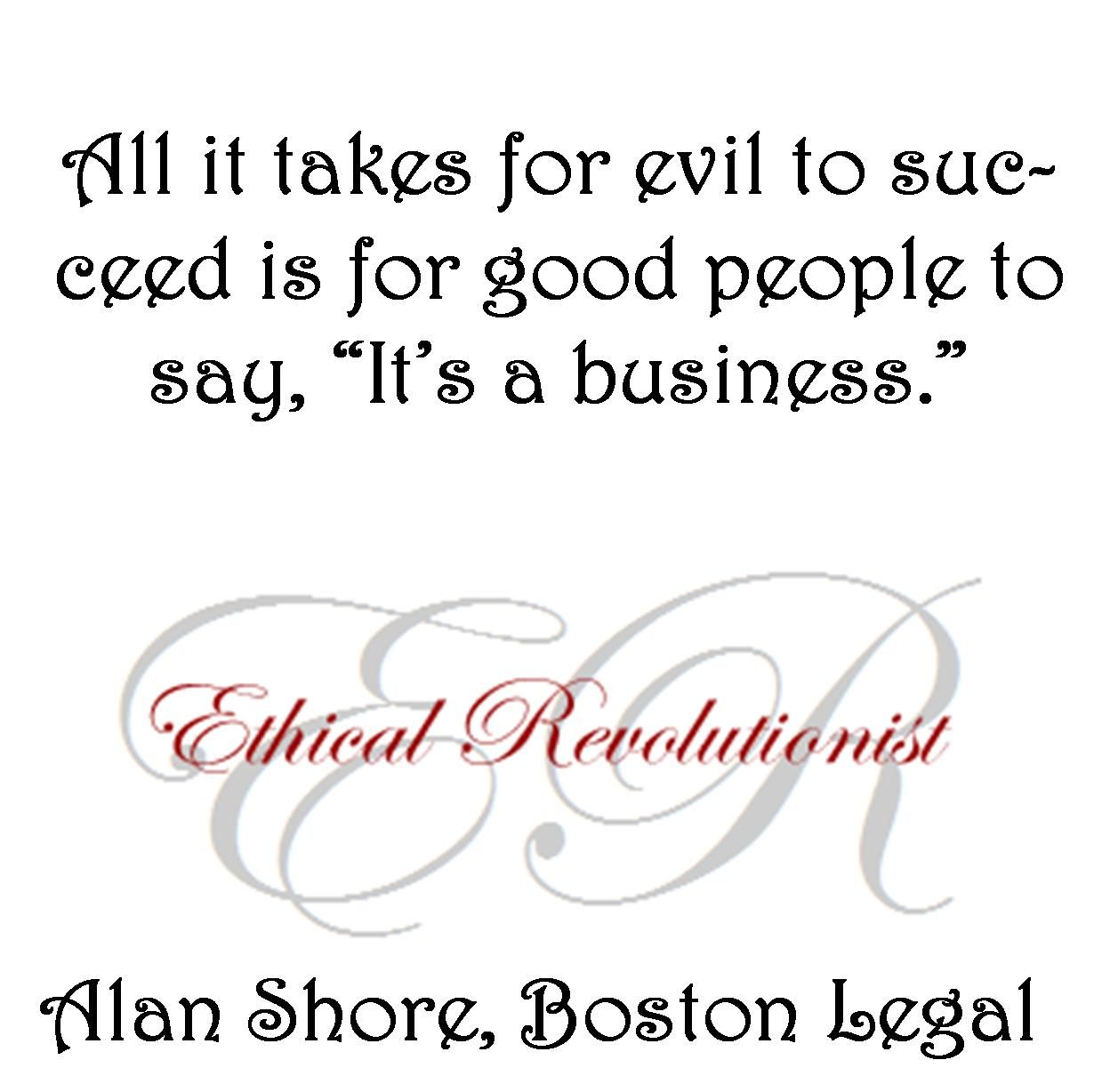 Everything Alan Shore Says Is A Great Quote With Images