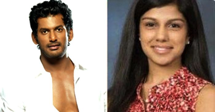 Actor Vishal Clarify about Rumour