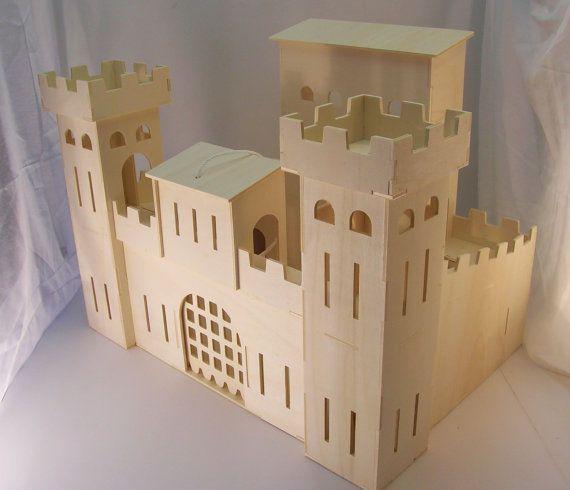 castle diy ungerne pinterest castles playmobil and toy. Black Bedroom Furniture Sets. Home Design Ideas