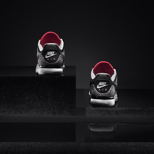 f700836fdd1e How to Get the Nike Zoom Vapor Air Jordan 3  Black Cement  at NikeLab