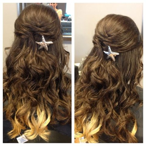 Prom Hairstyle Hairbykimberly Hair Beauty Formal Hairstyles Hairstyles For Gowns