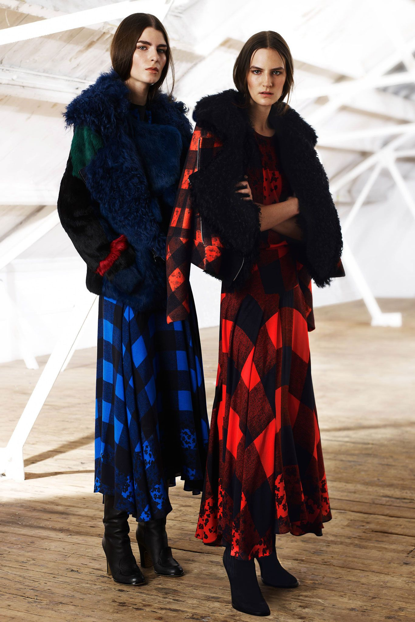 Such a cool collection. Preen Line | Fall 2014
