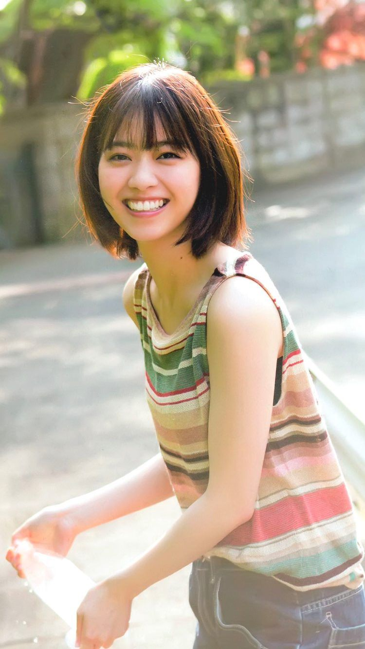 西野七瀬 乃木坂46 14 無料高画質iphone壁紙 日本の女の子 七瀬
