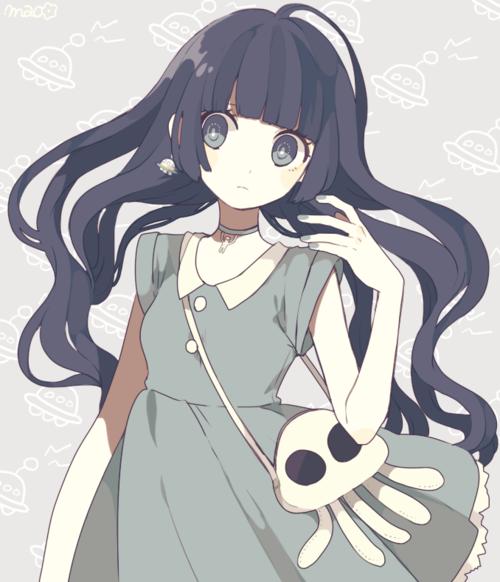 large.png (500×582) Anime, Cô gái phim hoạt hình