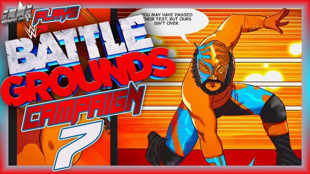MEXICO ROYAL RUMBLE! WWE 2K Battlegrounds PS4