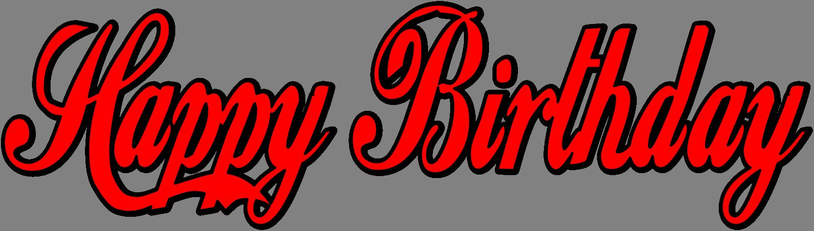 Happy Birthday Schriftart ~ Happy birthday in coca cola font all holidays events pinterest