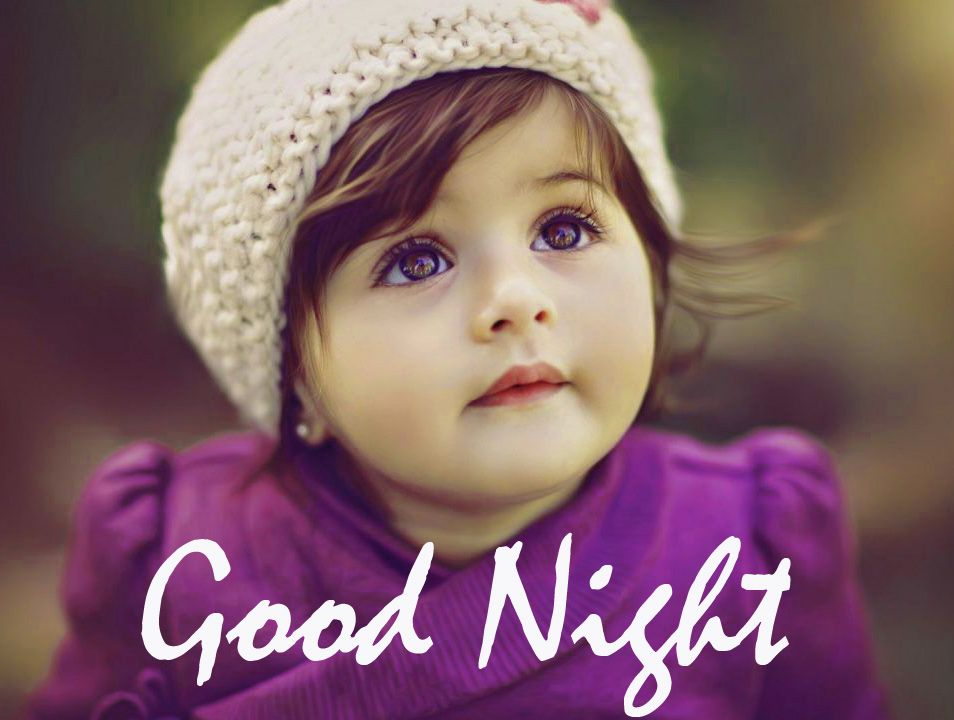 Cute Baby Good Night Images Wallpaper Pics Hd 429 Good Night Good Night Baby Good Night Image Cool Baby Stuff