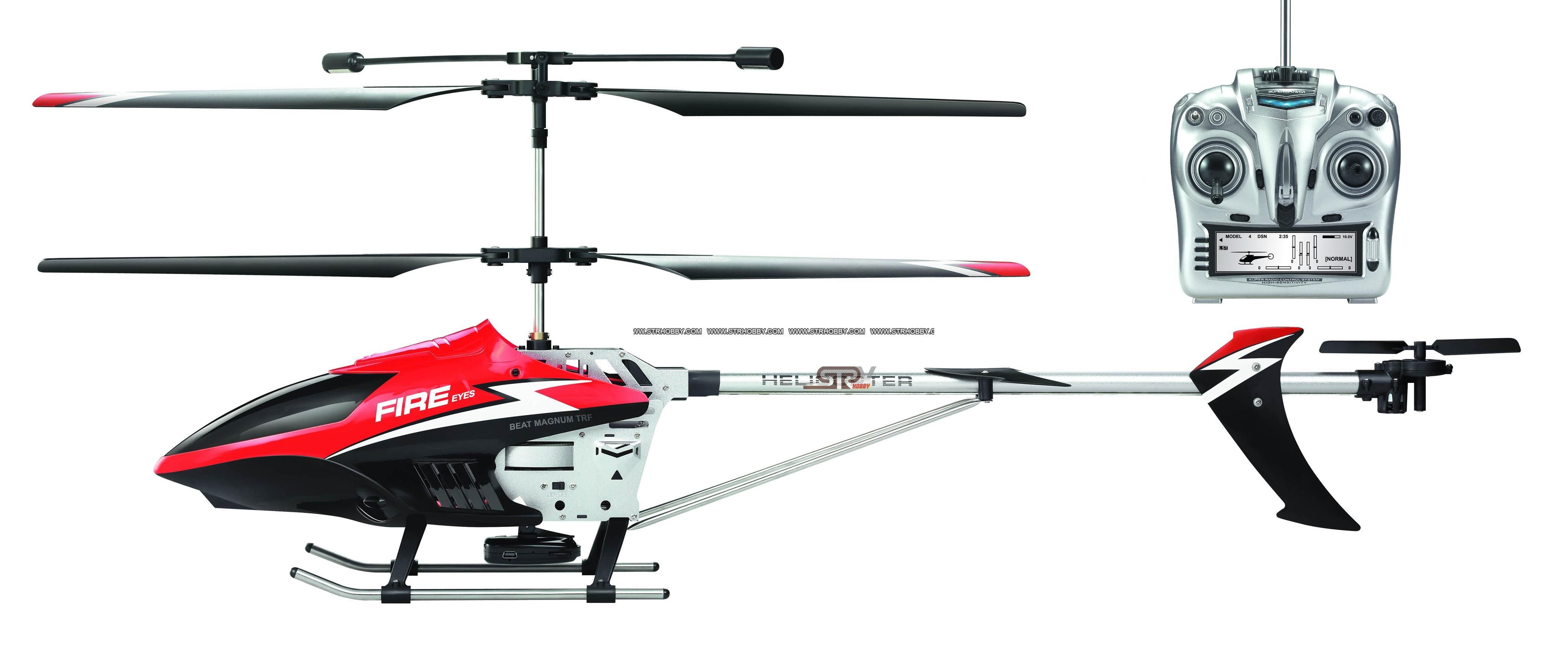 79cm 3ch 3 channel metal Camera rc Helicopter S903 remote control ...