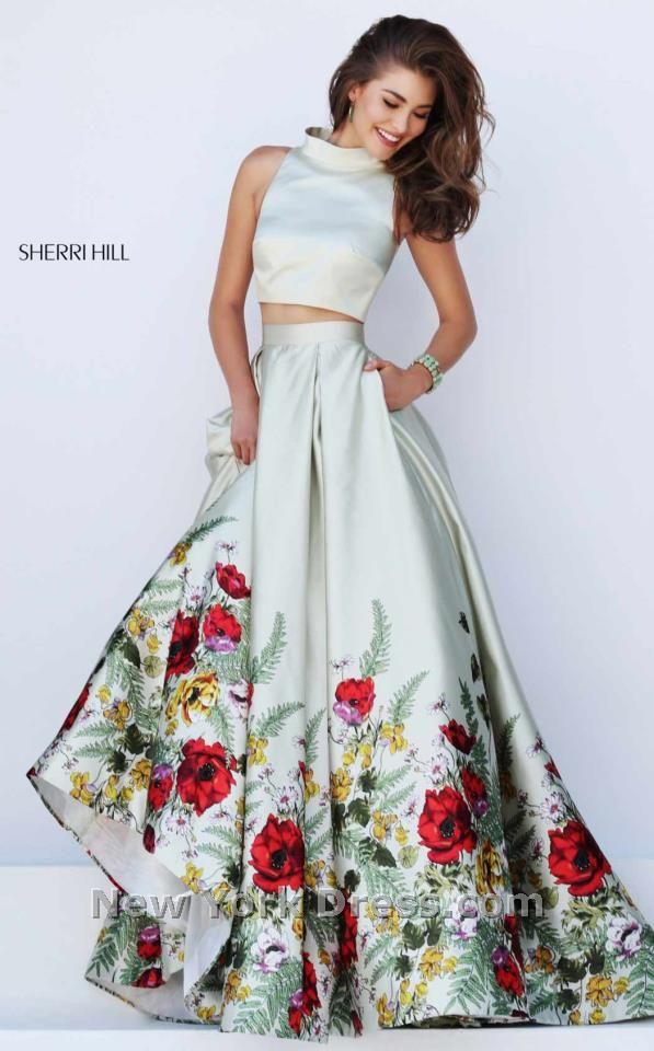 Sherri Hill 50270 | Zweiteiler, Kleider und Rock