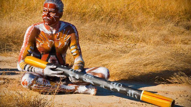 Torres Strait Islander Musical Instruments Cairns