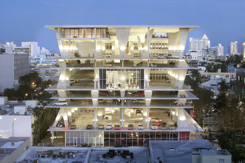9 Parking Garage Designs That Are Works Of Art Parking Building Garage Design Parking Garage