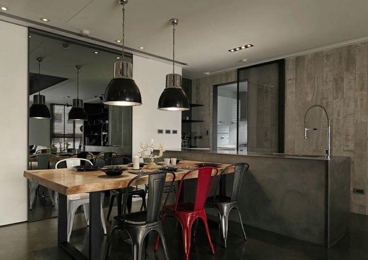 Einrichtung im modernen asiatischen Stil – 2 Interieur Ideen ...