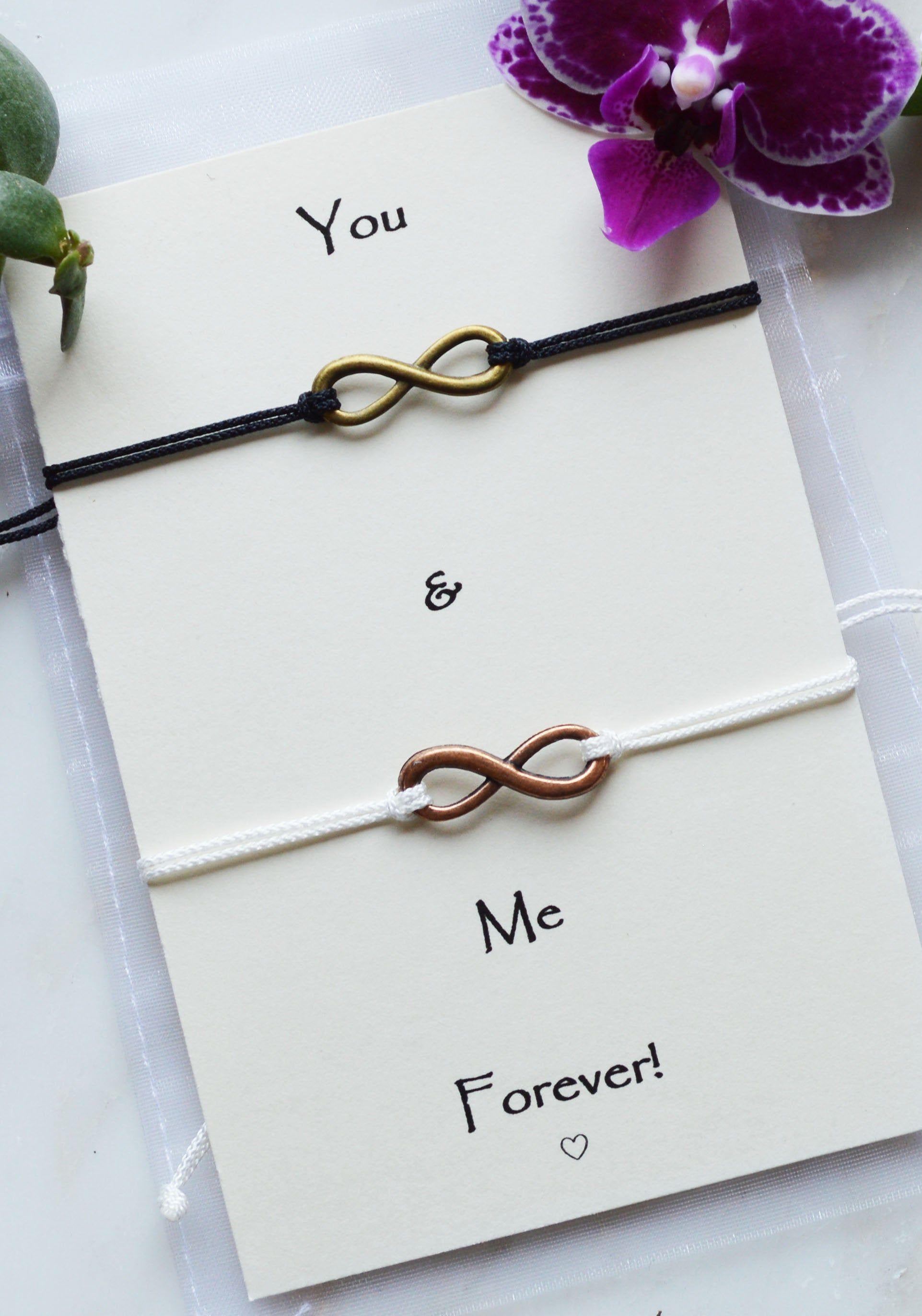 valentine Couples Gift valentine day Forever Couple Bracelet,positive vibe bracelet Bracelet,His and Hers Bracelet birthday gift
