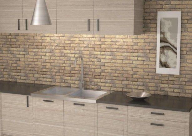 Płytki Dekoracyjne Na ścianę Mieszkanie Kuchnia Pomysły