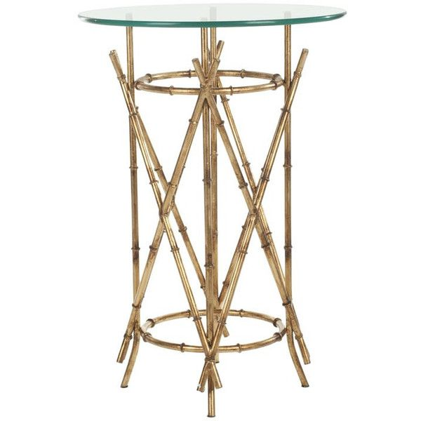 Fox Maria Accent Table design by Safavieh (£330) ❤ liked on Polyvore featuring home, furniture, tables, accent tables, accent furniture, safavieh table, safavieh furniture, safavieh home furniture, patina furniture and safavieh