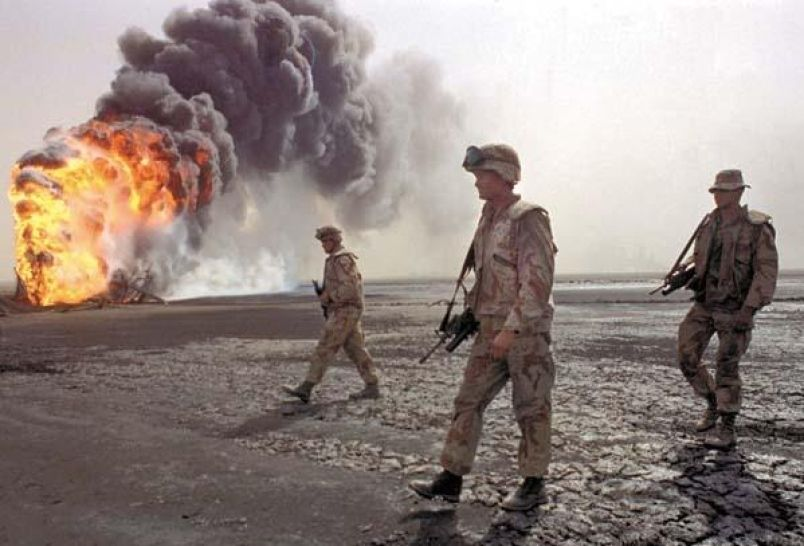 an analysis of the gulf war syndrome in american soldiers during the persian gulf war Barrett watten's bad history:  has passed since the 1991 persian gulf war,  toy and invokes the bombing of the amiriyah shelter during the gulf war,.