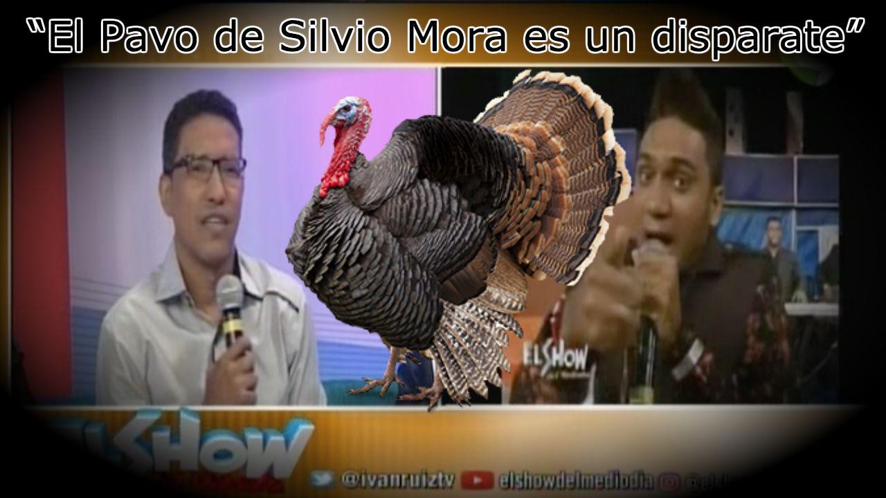 """""""El Pavo De Silvio Mora Es Un Disparate"""" Fueron Las Declaraciones De Diomelo En El Show Del Mediodía"""