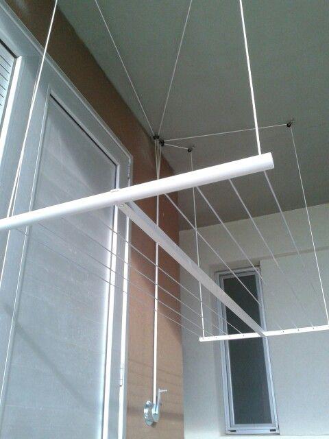 Tender de techo - Tendederos de ropa ...