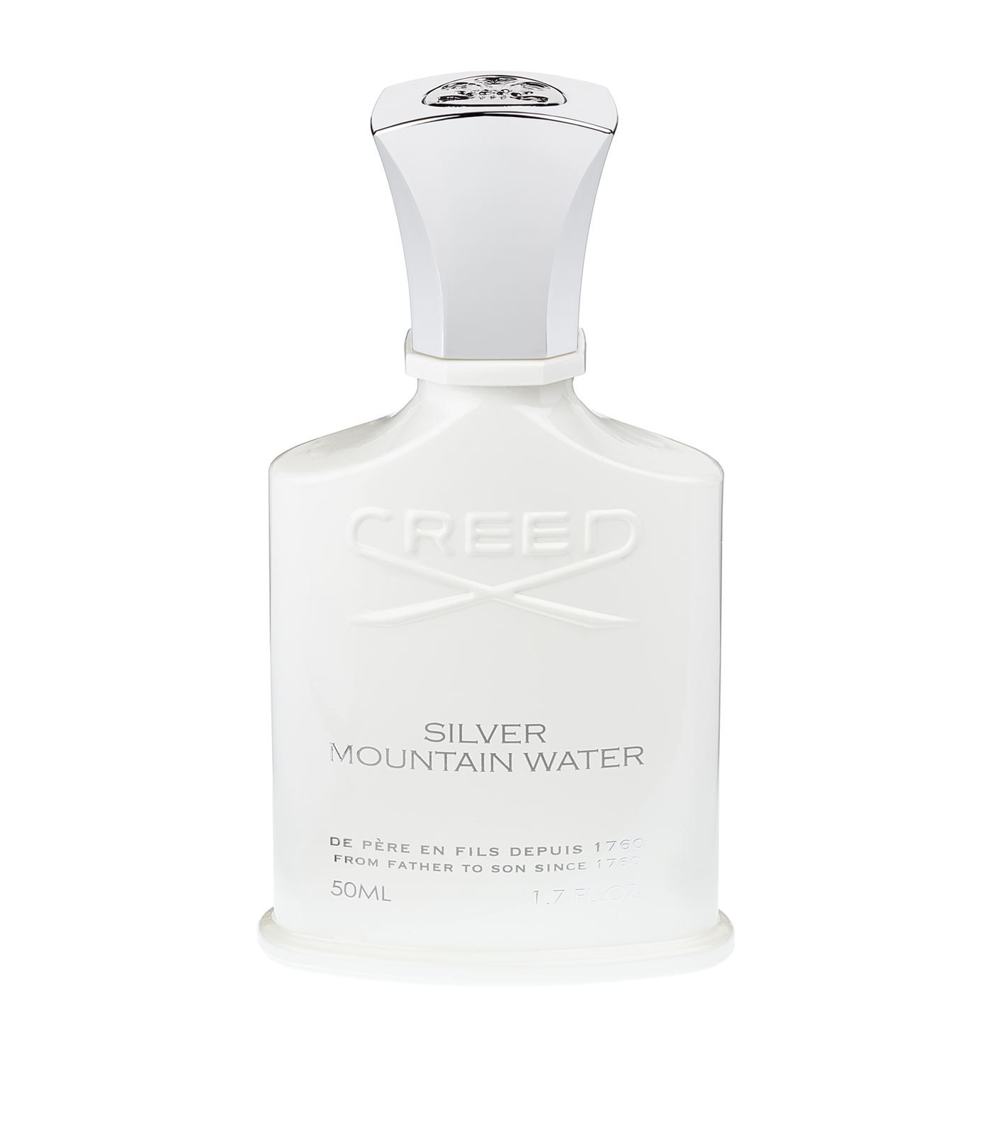 Creed Silver Mountain Water Eau De Parfum Creed Fragrance Bottle Fragrance Eau De Parfum