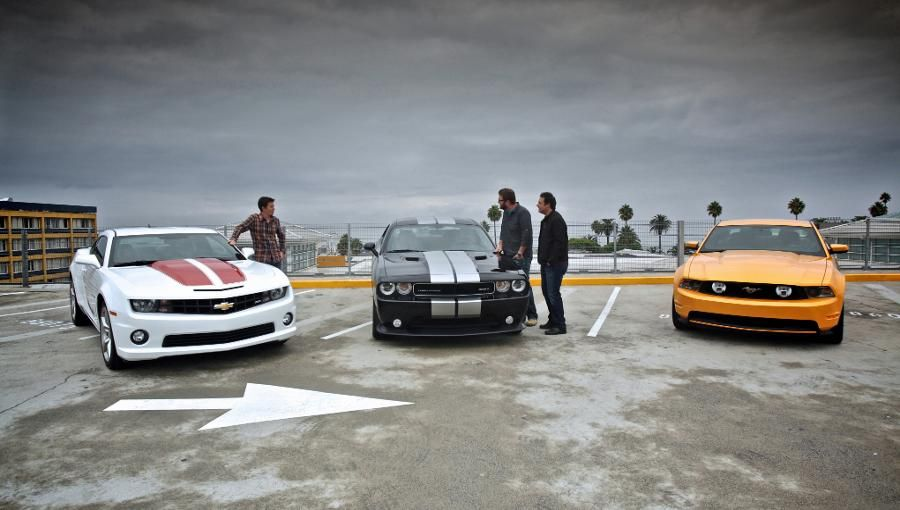 Top Gear Usa Top Gear Usa Muscle Cars Image Jpg Top