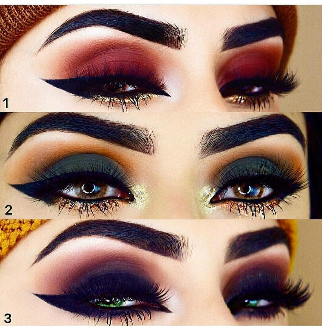 13 New Eye Makeup Tips Step By Step With Images at Home | Trabeauli