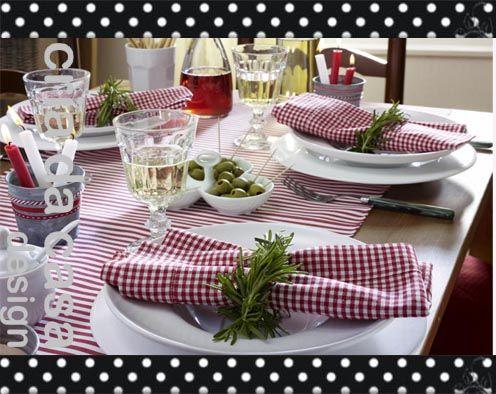 linda arrumação de mesa