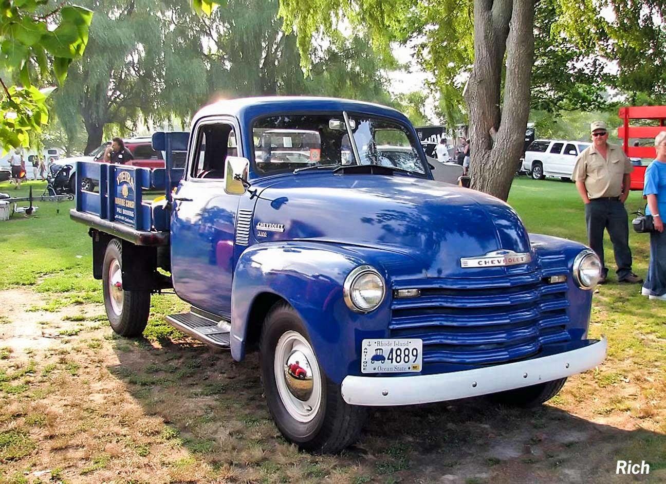 1950 Chevy 3100 Stake Body Truck Chevrolet pickup