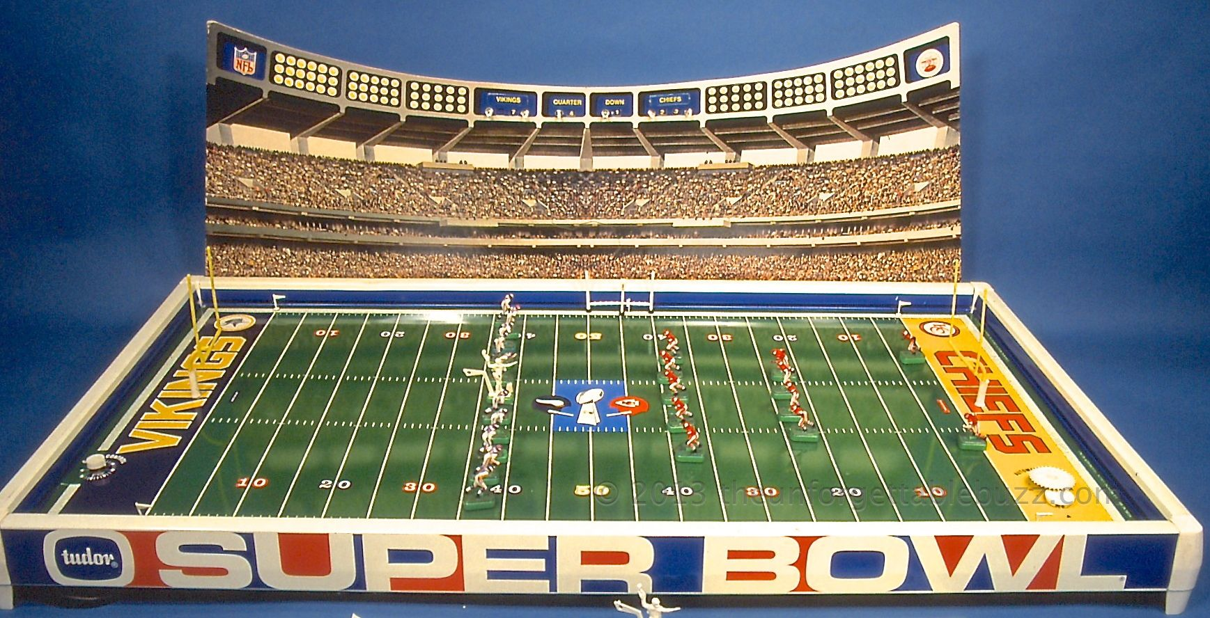 1970s college football tudors 1970 sears super bowl no