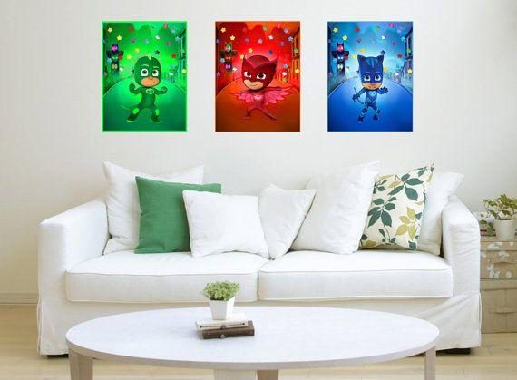 Pin On Pj Masks Party Ideas