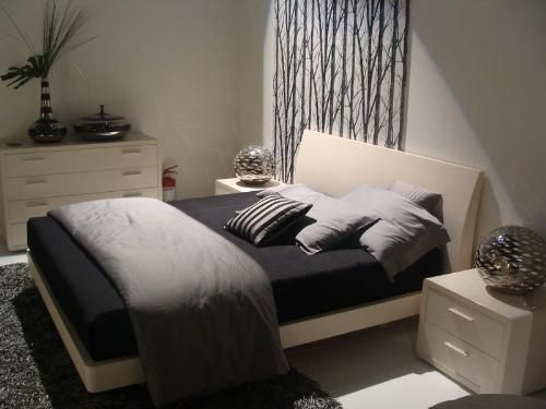 30 small bedroom interior designs created to enlargen your space - Bedroom Ideas Small Spaces
