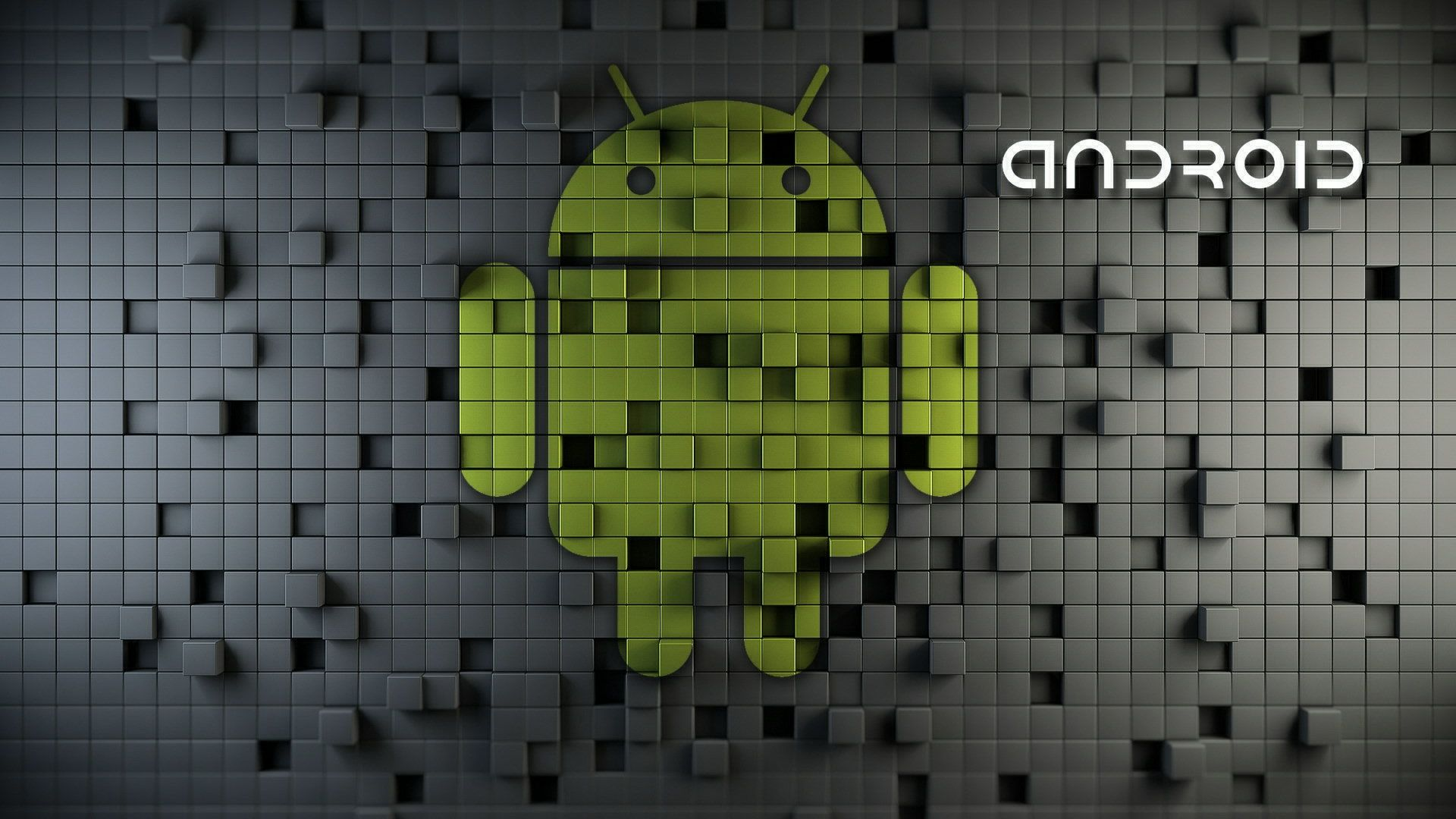 Hd Android Robot Design Desktop Wallpapers Android Hd