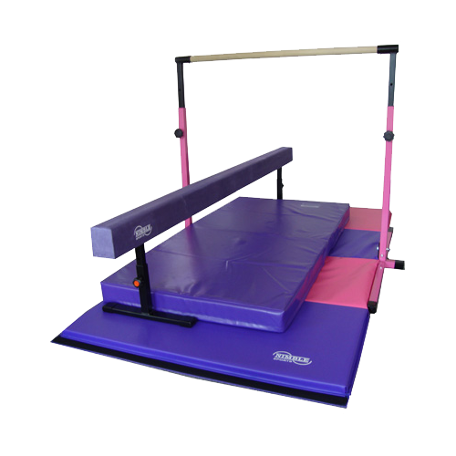 Little Gym Deluxe Nimble Sports Gymnastics Fast Free