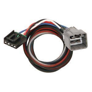 3014 Tekonsha Draw Tite Brake Control Dual Plug Wiring Harness 2014 15 Jeep Cherokee Trailer Accessories Jeep Accessories