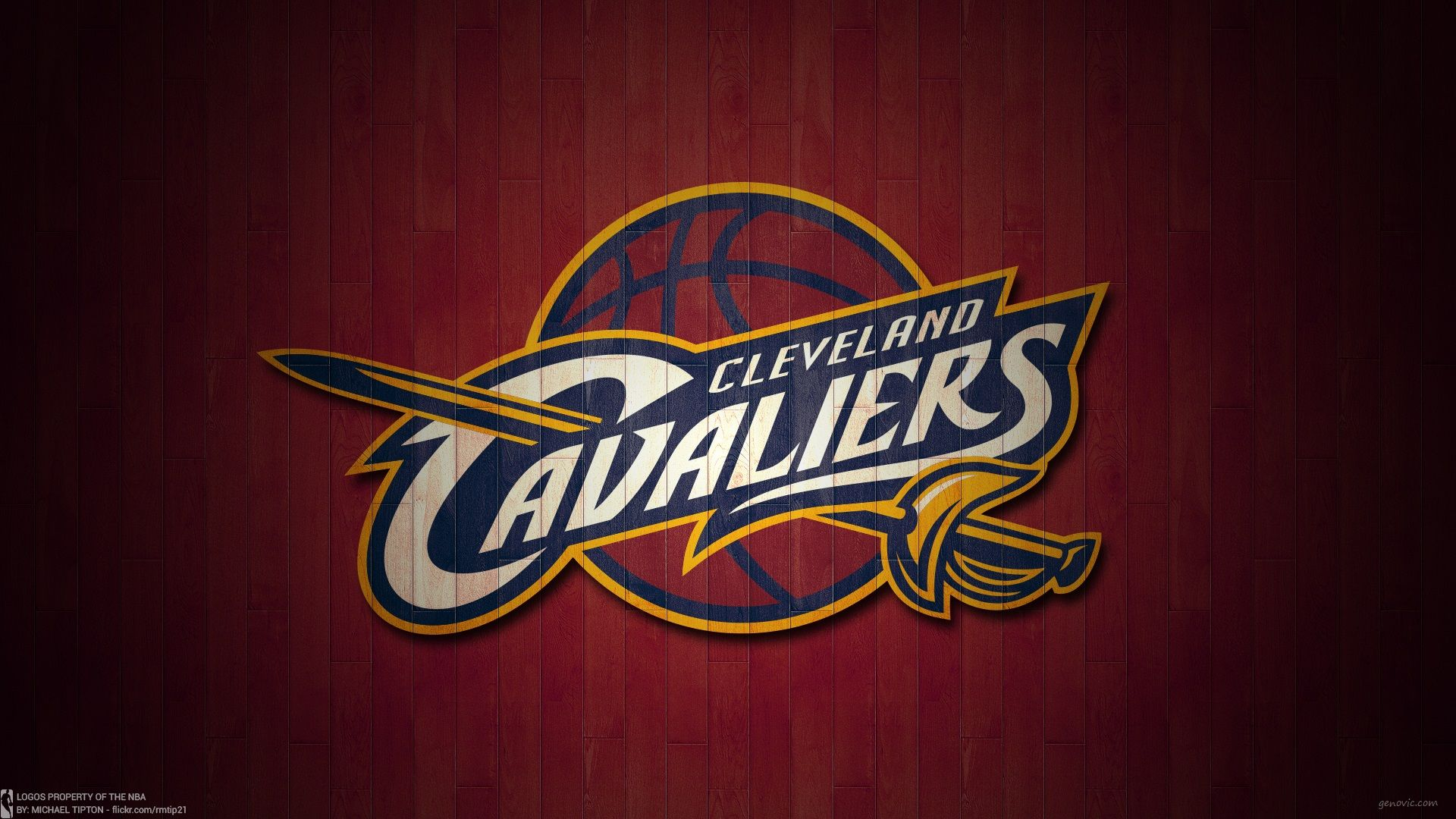 Cleveland Cavaliers HD Wallpaper
