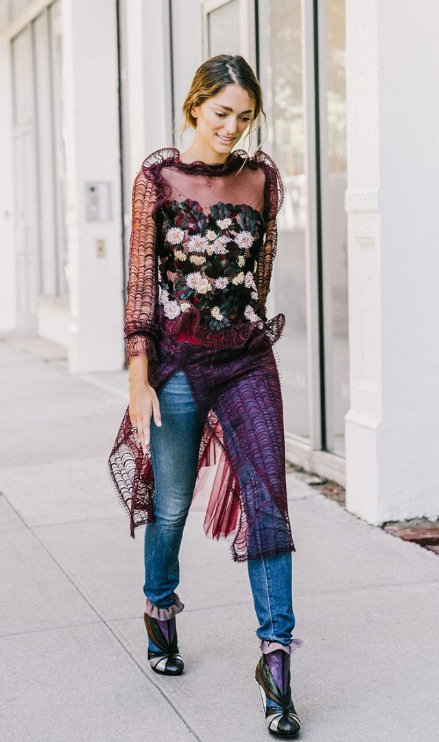 7 Standout Outfit Combinations Inspired by Street Style  0381c5cb7f95