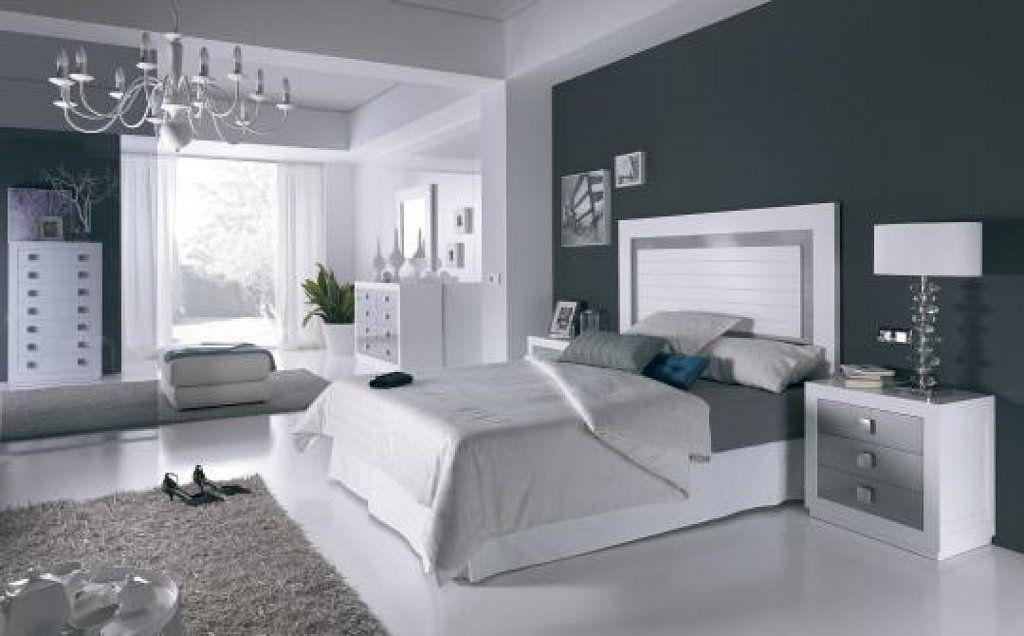 Holaa me ayudais con el dormitorio de matrimonio for Dormitorios color blanco