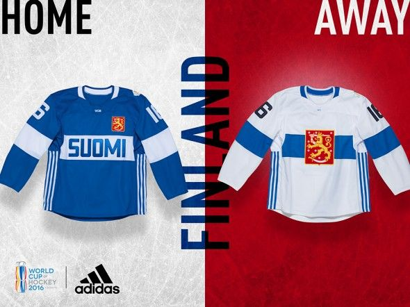 2016 World Cup Of Hockey Uniforms Unveiled Hockey World Cup Hockey Hockey Logos