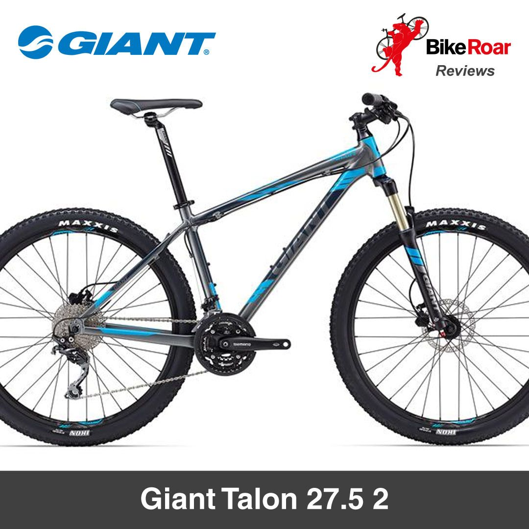 Giant Talon 27 5 2 2016 Specifications Reviews Shops Giant Bicycles Bicycle Mt Bike