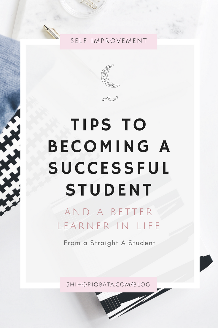 6 Secrets To Be A Successful Student Study Tips College Student Life Hacks School Study Tips