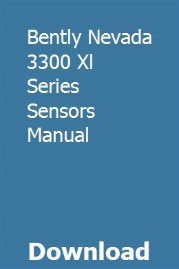 3300 XL 8mm Proximity Transducer System