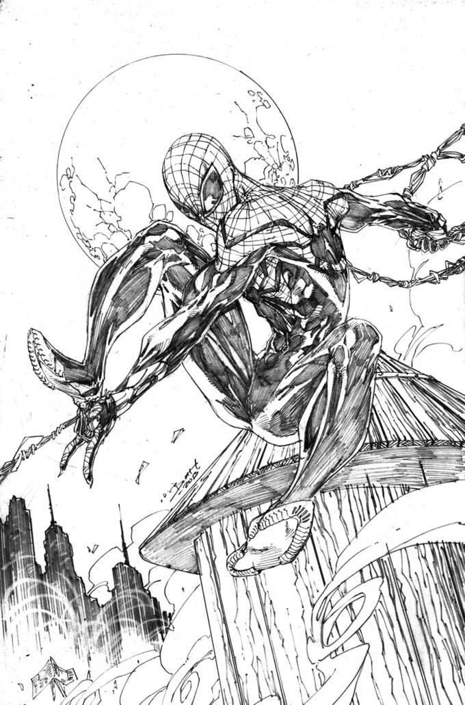 Pocket : Awesome Art Picks: Wolverine, Spider-Man, Walking Dead and ...