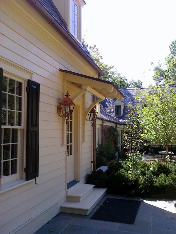 Modern Door Awning Designs Pike Awning Pike Awning Proudly Uses