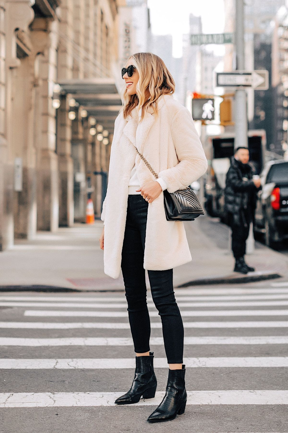 Faux Fur Coat | Fashion Jackson