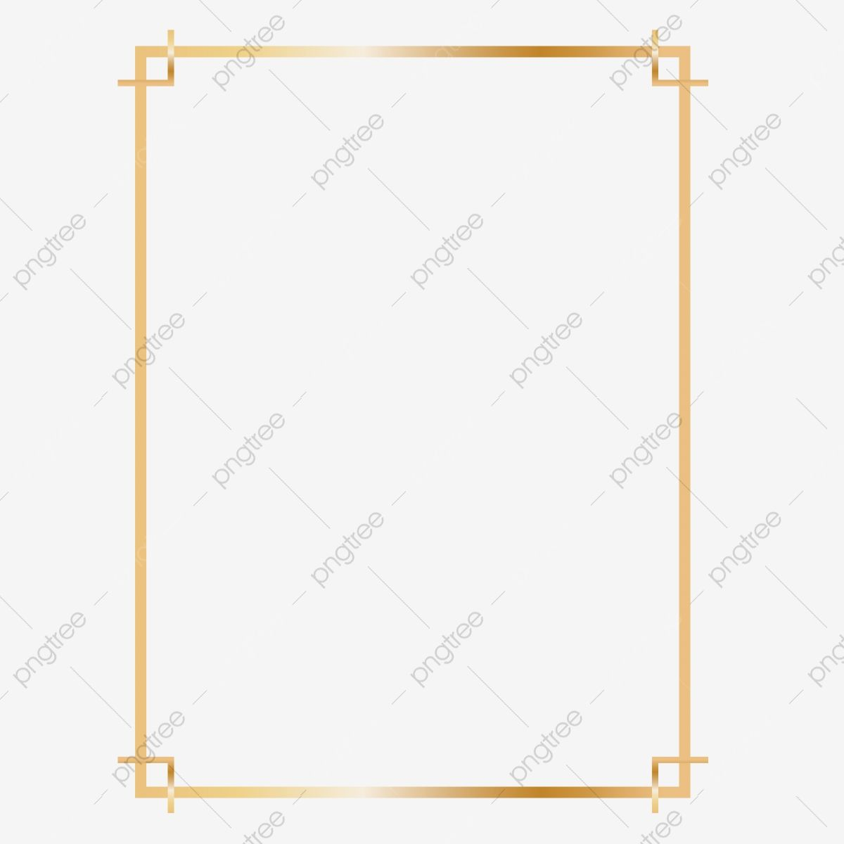 Download This Golden Rectangle Frame Design Clipart Png Rectangle Rectangle Frame Rectangle Gold Frame Transparent Png O Frame Design Frame Clipart Clip Art