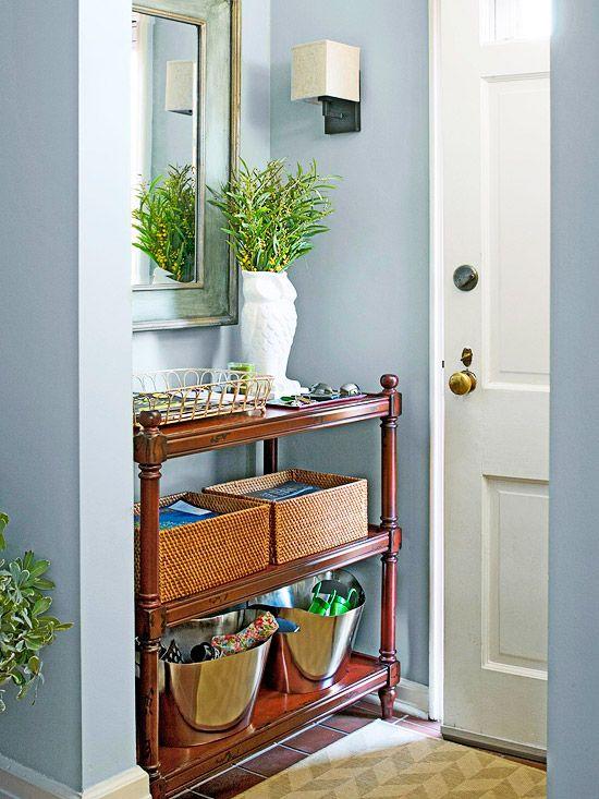 den eingangsbereich perfekt einrichten 5 wertvolle tipps wohnen. Black Bedroom Furniture Sets. Home Design Ideas