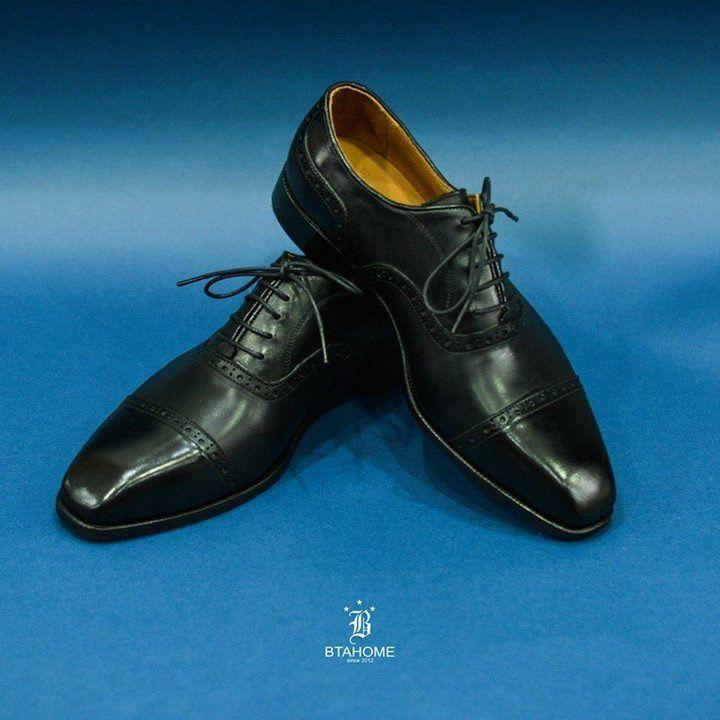 #Oxfordcaptoe #BTAHOME #Good_shoes_make_a_diference
